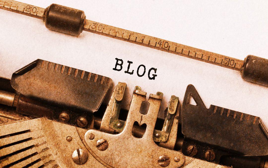 Blog onderwerpen gezocht!