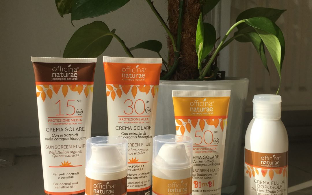 #TuesdayTips Zonnebrand crème, here comes the sun!