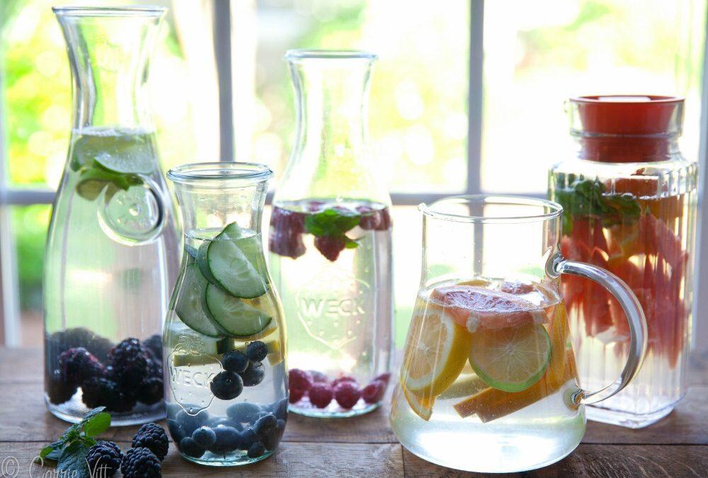 #TuesdayTips Water met een smaakje, 15 recepten
